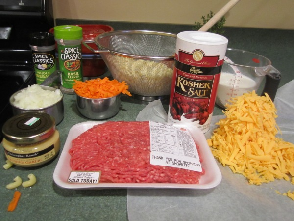 Beef and Cheese Casserols 002