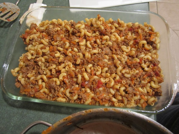 Beef and Cheese Casserols 007