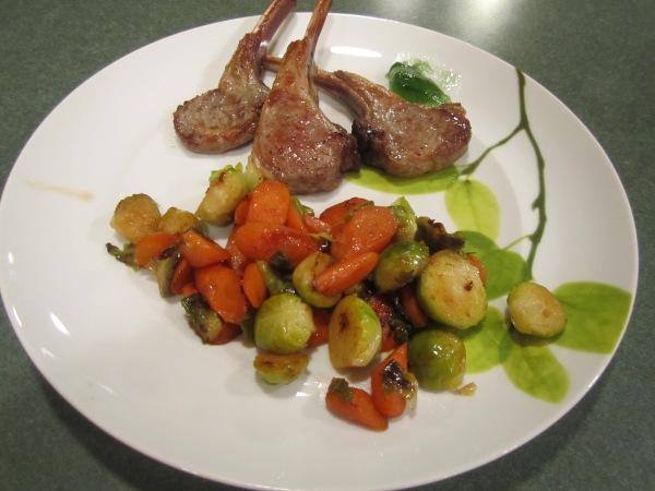 Lamb Chops 026
