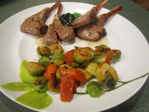 Lamb Chops 027