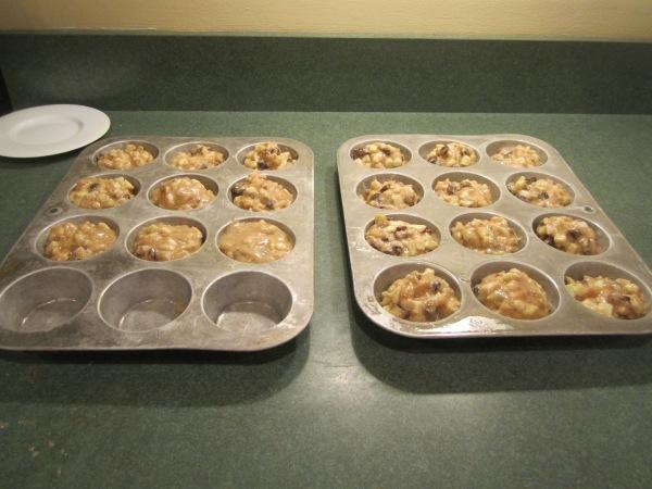 Raw Apple Muffins 008