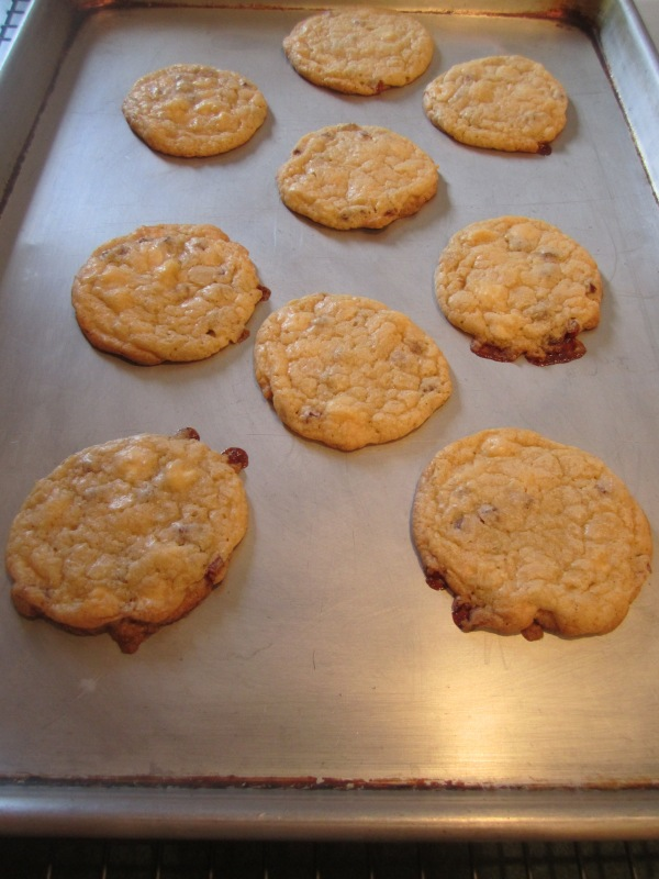 Raspberry cookies 013