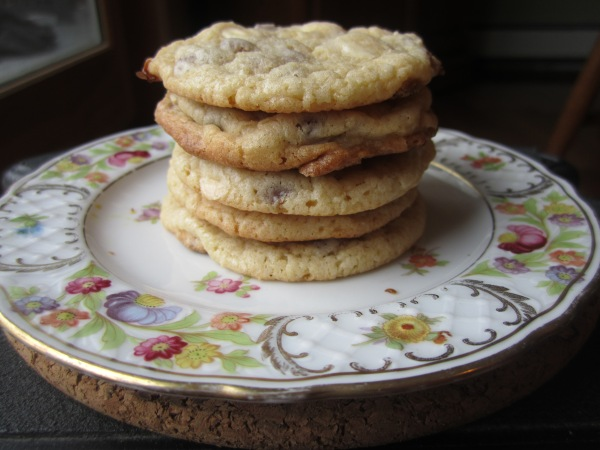 Raspberry cookies 019