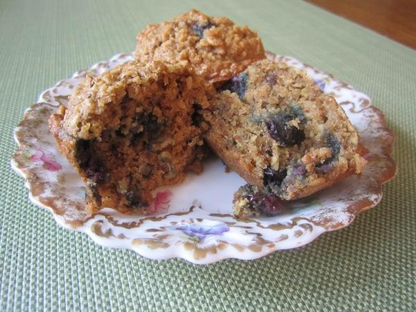 Oatmeal Muffins 012