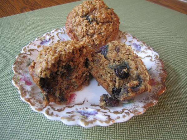 Oatmeal Muffins 015