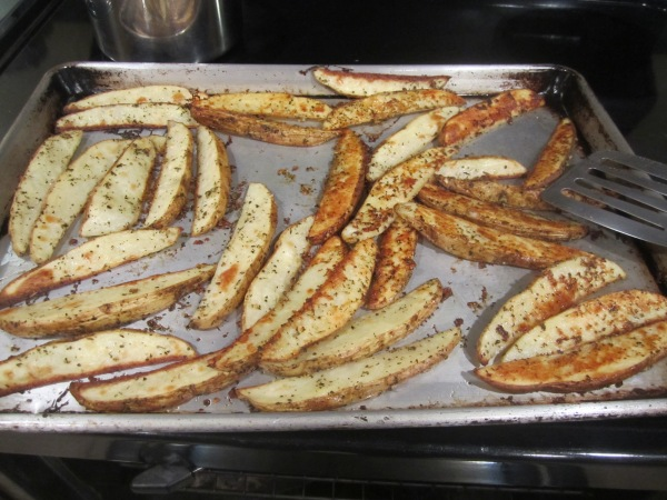 Oven Fried Potatoes 012