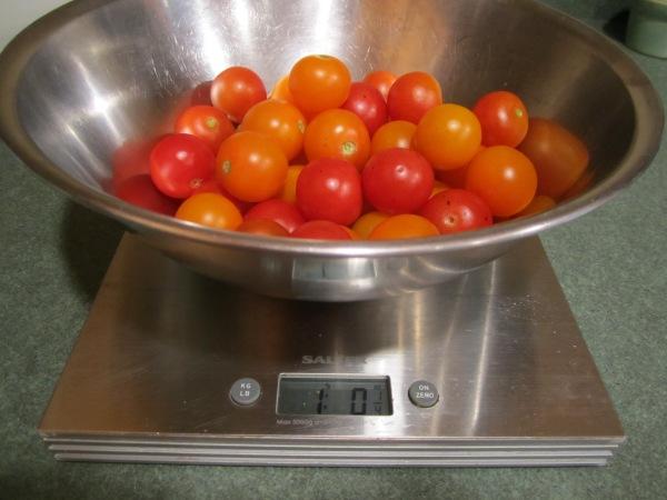 Tomato and Basil Bake 001
