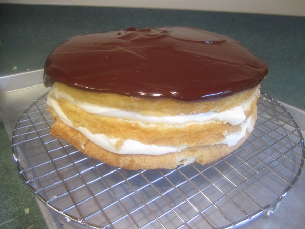 Boston Cream Pie 066
