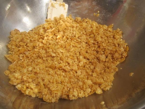Cornflake cookies 003
