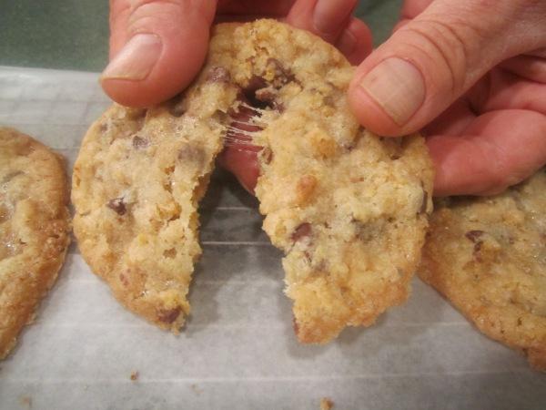 Cornflake cookies 016