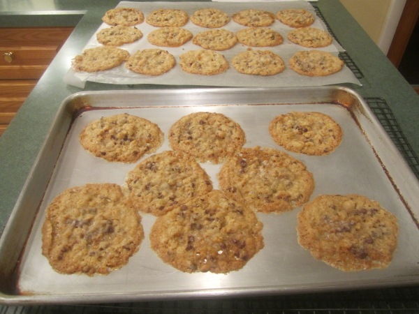 Cornflake cookies 017
