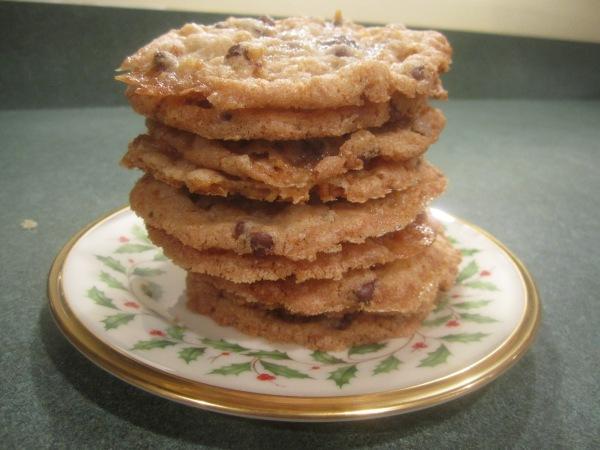 Cornflake cookies 018