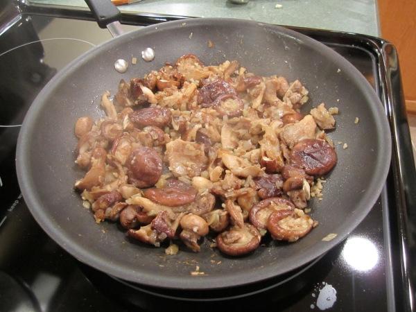 Mushroom sauce 006