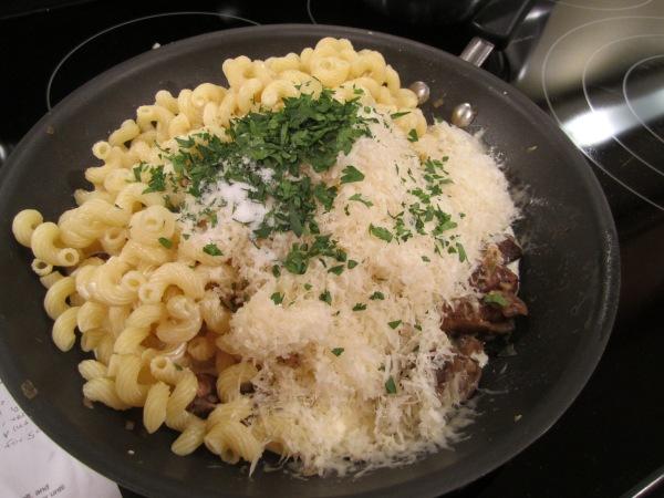 Mushroom sauce 011