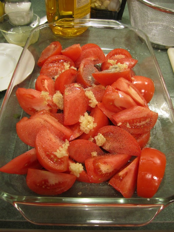 Roasted Tomatoes 002