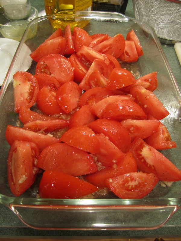 Roasted Tomatoes 004