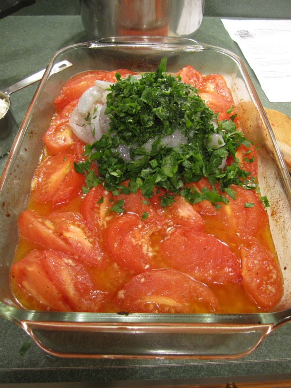 Roasted Tomatoes 006
