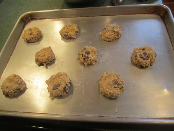 Raisinette Cookies 007