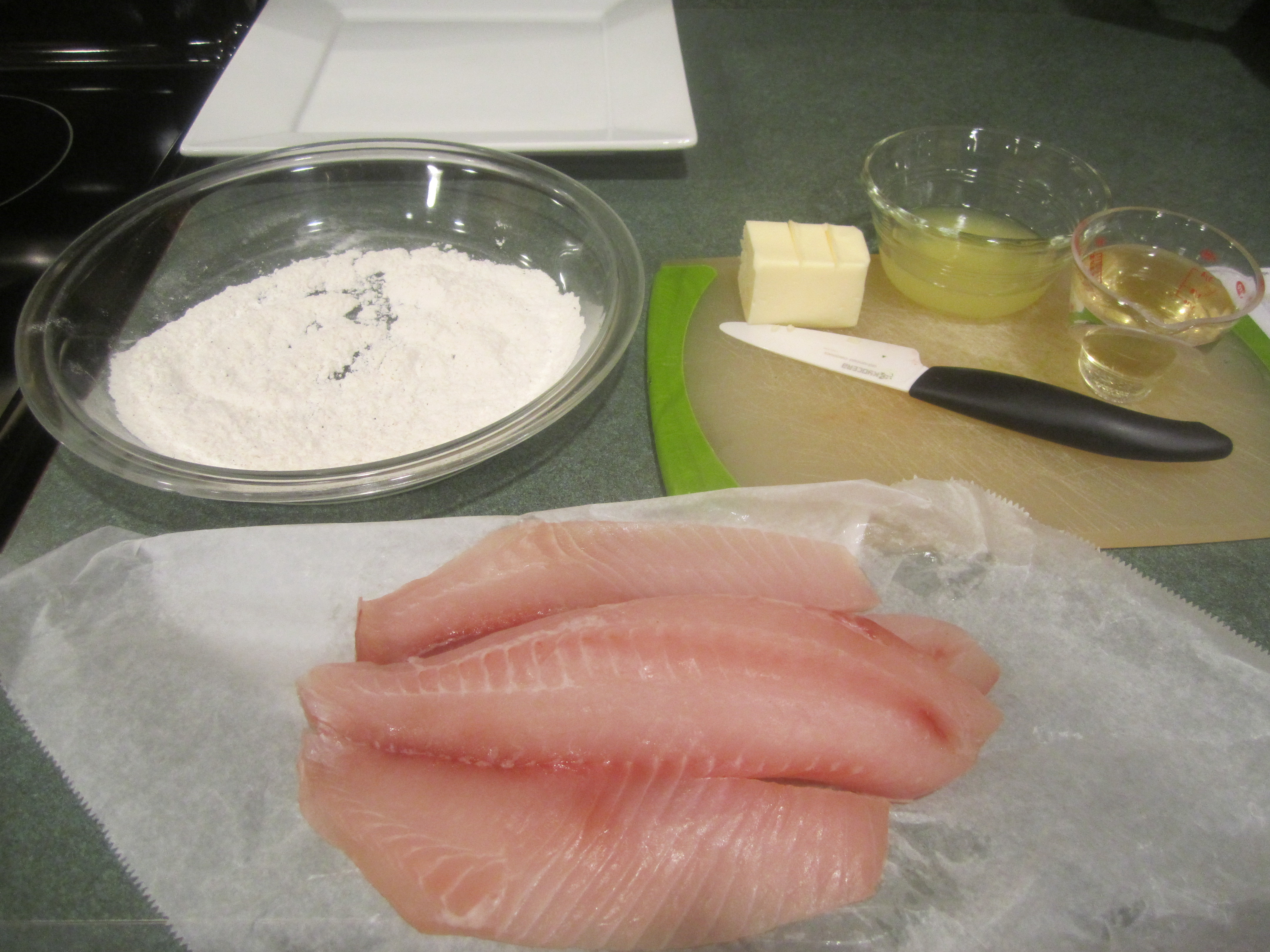 Tilapia Piccata | Perfecting Deliciousness