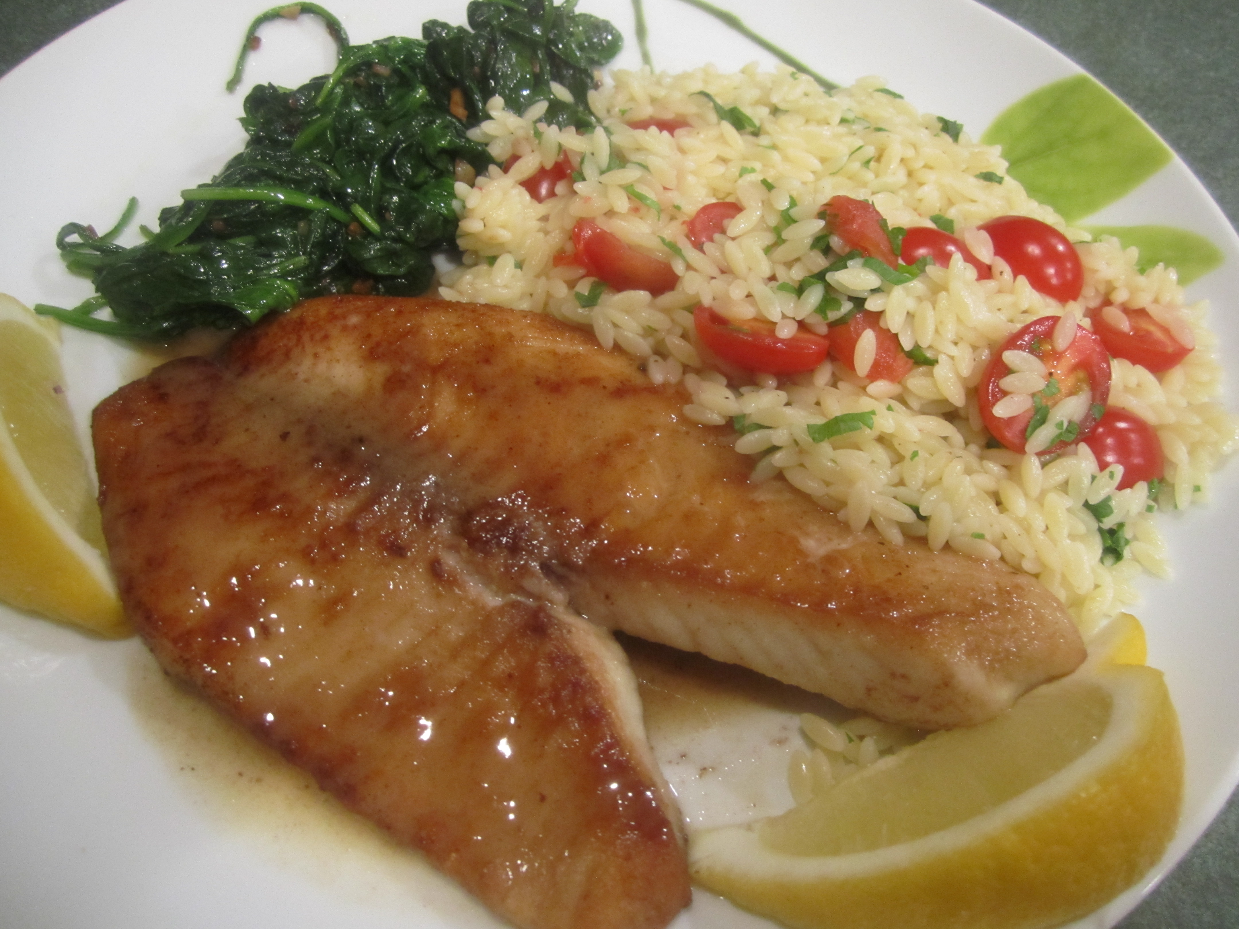 kitchen hope tilapia piccata with lemony tilapia piccata the crafty ...